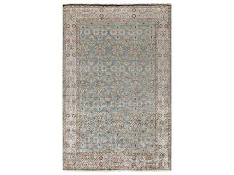 Surya Theodora Rectangular Light Gray Area Rug