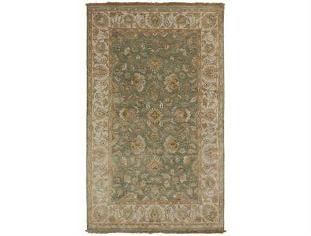 Surya Candice Olson Temptress Rectangular Green Area Rug
