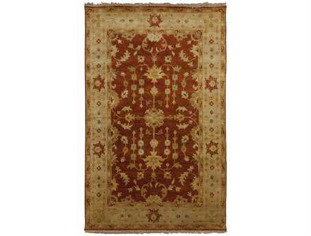 Surya Candice Olson Temptress Rectangular Red Area Rug