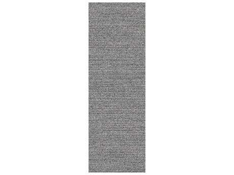 Surya Templeton 2'6'' x 8' Rectangular Black Runner Rug