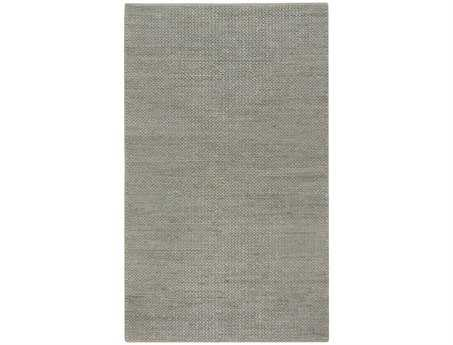 Surya Tropics Rectangular Gray Area Rug