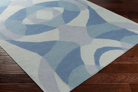 Surya Taurus One Rectangular Silver Gray, Medium Gray & Sage Area Rug