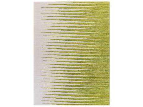 Surya Vibe Rectangular Lime, Bright Yellow & Ivory Area Rug