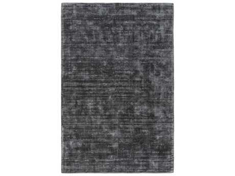 Surya Viola Rectangular Gray Area Rug