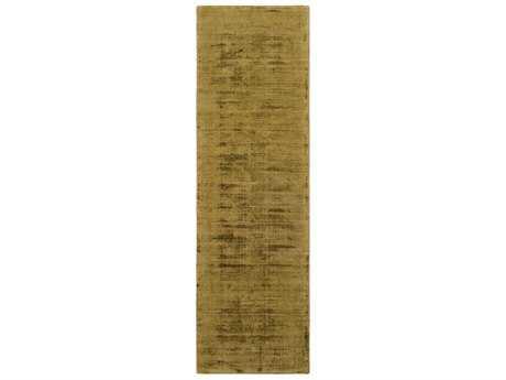 Surya Viola 2'6'' x 8' Rectangular Olive Runner Rug