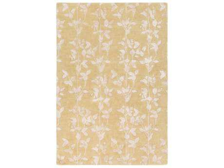 Surya Waldorf Rectangular Beige & Wheat Area Rug