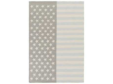 Surya Washington Rectangular Beige Area Rug