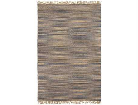 Surya Woodstock Rectangular Purple Area Rug