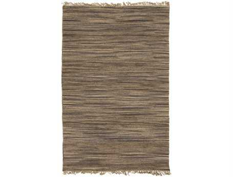 Surya Woodstock Rectangular Brown Area Rug