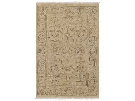 Surya Wilmington Rectangular Olive Area Rug