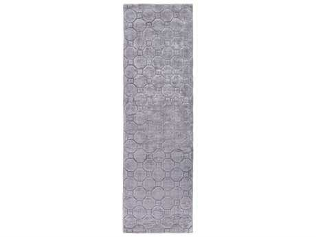 Surya Wyndham 2'6'' x 8' Rectangular Gray Runner Rug