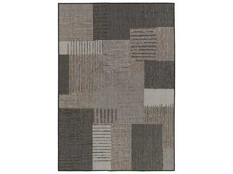 Surya Zanzibar Rectangular Charcoal Area Rug