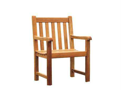 Three Birds Casual Classic Teak Armchair