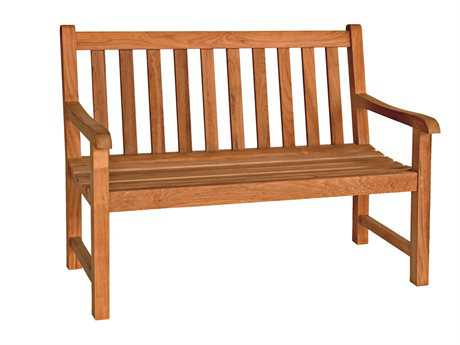 Three Birds Casual Classic Teak Bench 4 feet