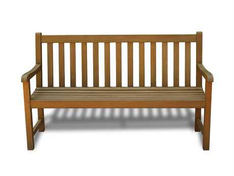 Three Birds Casual Classic Teak Bench 5 feet