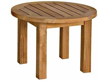 Three Birds Casual Canterbury 20'' Wide Round End Table