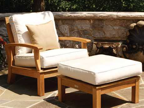Three Birds Casual Monterey Teak Lounge Set PatioLiving
