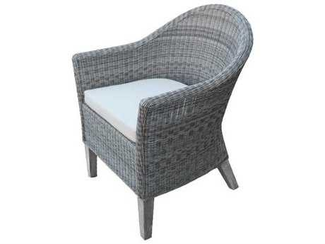 Three Birds Casual Vienna Wicker Dining Chair