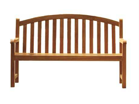 Three Birds Casual Victoria Teak Garden Bench 5 feet