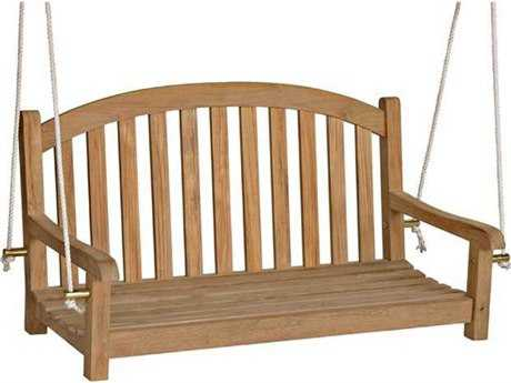 Three Birds Casual Victoria Teak Garden Swing