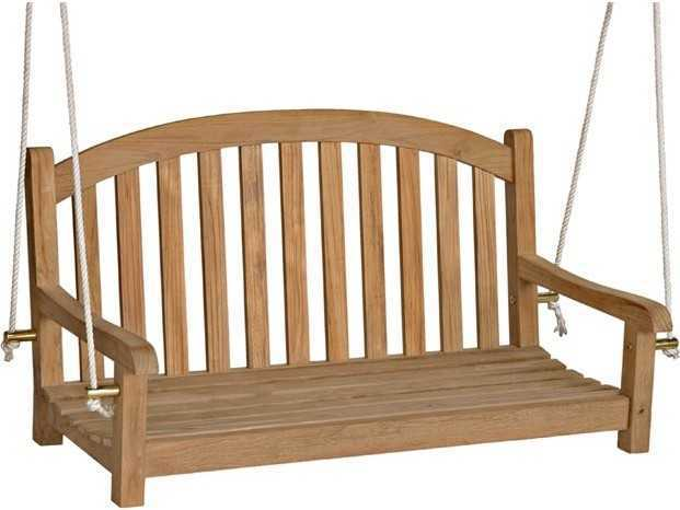 Three Birds Casual Victoria Teak Garden Swing Vgs40