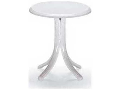 Telescope Casual Werzalit Top 18 Round End Table