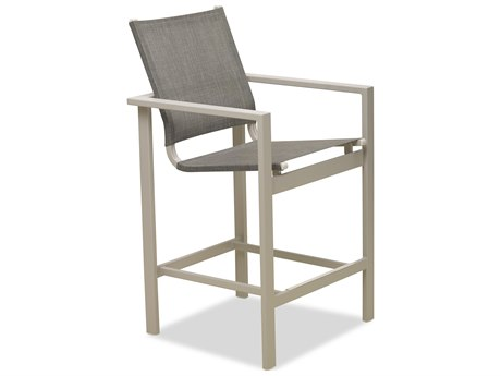Telescope Casual Tribeca Sling Aluminum Counter Stool