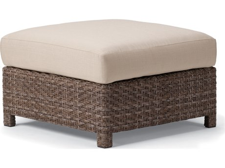 Telescope Casual La Vie Sectional Wicker Ottoman