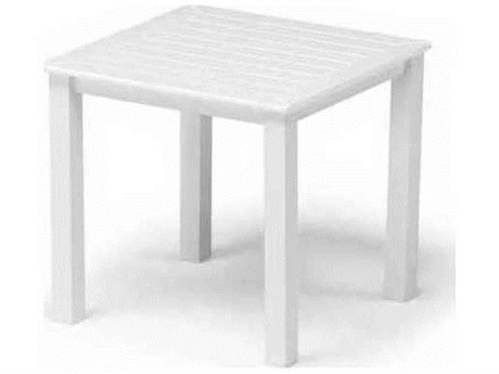 Telescope Casual Marine Grade Polymer 21'' Square End Table