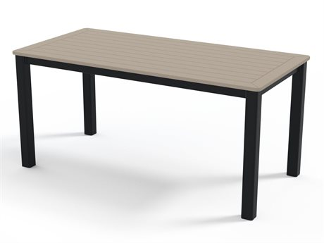 42'' x 21'' Rectangular Marine Grade Polymer Coffee Table