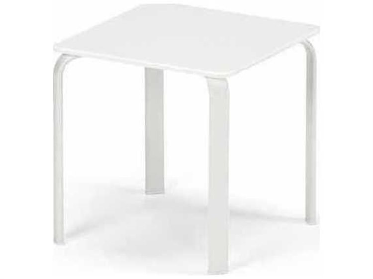 Telescope Casual Marine Grade Polymer 18 Square End Table