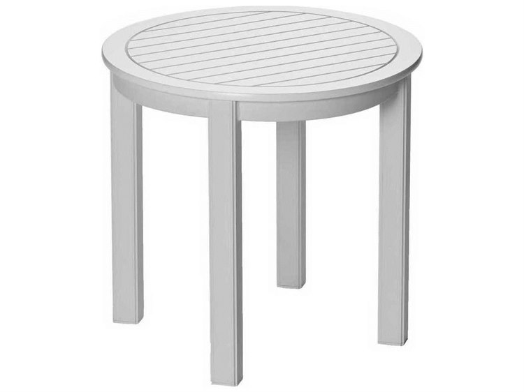 Telescope Casual Marine Grade Polymer 21'' Round End Table