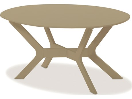 Telescope Casual Wexler Mgp 42'' Wide Oval Coffee Table