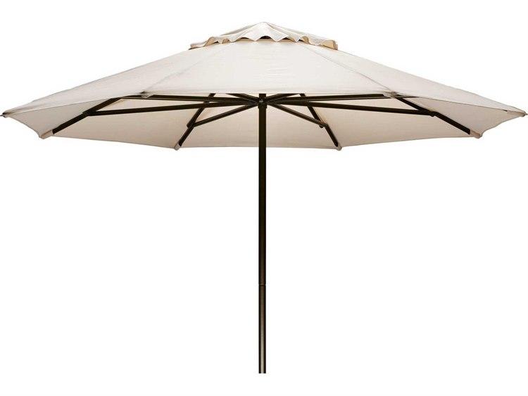 Telescope Casual Commercial Market Aluminum 9' Foot Octagonal Umbrella PatioLiving
