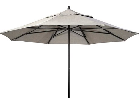 Telescope Casual Commercial Market Aluminum 11' Foot Octagonal Umbrella