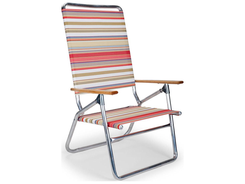 Telescope casual beach aluminum light n 39 easy high boy tc711 for Boys lounge chair
