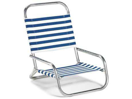 Telescope Casual Beach Aluminum Sun and Sand Chair