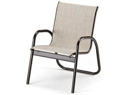 Gardenella Sling Aluminum Stackable Dining Chair