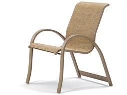 Aruba II Sling Aluminum Stackable Dining Chair