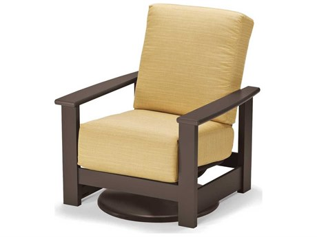 Telescope Casual Leeward MGP Deep Seat Replacement Seat and Back Cushions For Swivel Rocker