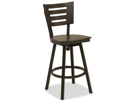Telescope Casual Avant Mgp Aluminum Side Swivel Bar Stool