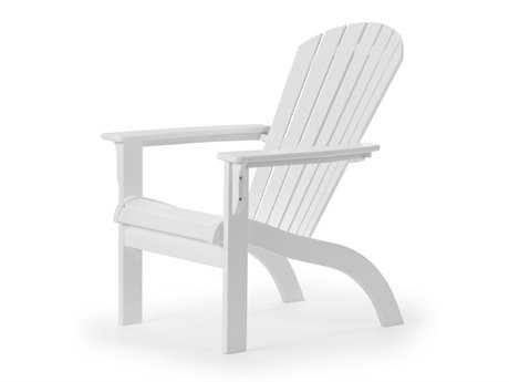 Telescope Casual Adirondack MGP Recycled Plastic Lounge Chair