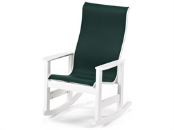 Telescope Casual Leeward MGP Sling Recycled Plastic Lounge Chair