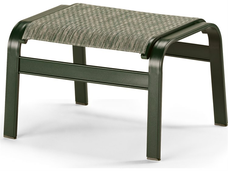Fabulous Telescope Casual Primera Sling Aluminum Ottoman Ocoug Best Dining Table And Chair Ideas Images Ocougorg