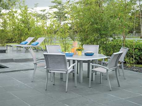 Telescope Casual Kendall Sling Dining Set