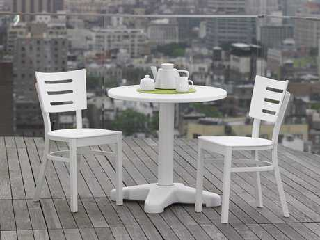 Telescope Casual Avant Bistro Recycled Plastic Dining Set