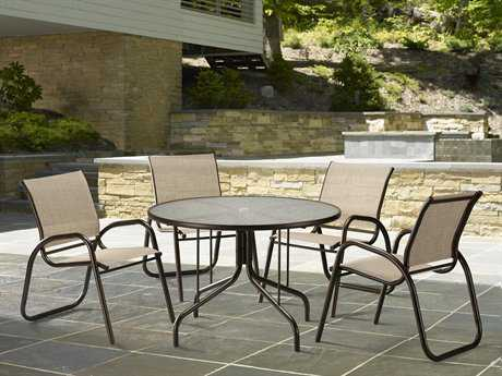 Telescope Casual Gardenella Sling Dining Set