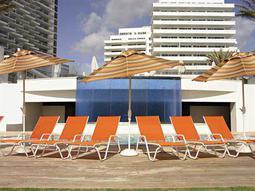 Gardenella Sling Aluminum Lounge Set