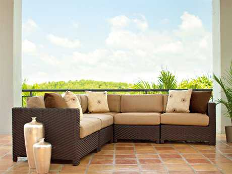 Telescope Casual La Vie Wicker Sectional