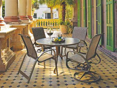 Telescope Casual Primera Sling Dining Set